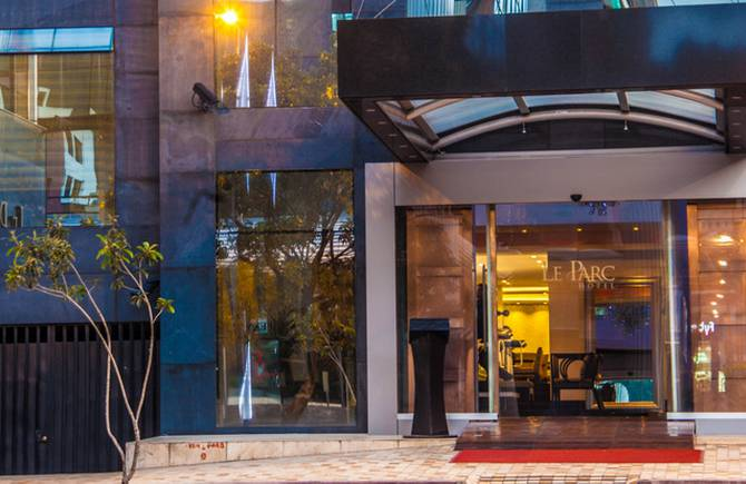 Hotel Hotel Le Parc
